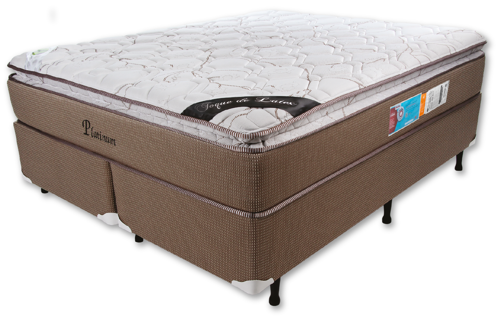 PLATINUM NEW PILLOW TOP ONE SIDE